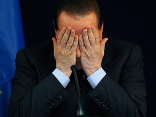 Ver vídeo  'La prima de riesgo italiana se dispara a pesar de los anuncios de Berlusconi'