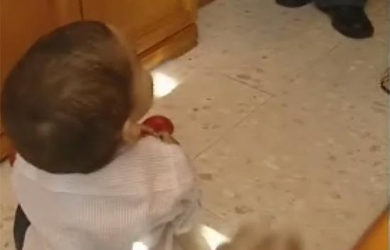 Ver vídeo  'El primer bebé medicamento español cumple un año'