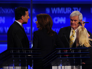 Ver vídeo  'Primer debate entre los siete aspirantes a candidato republicano en EE.UU'