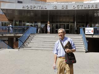 Ver vídeo  'Primer implante en España de corazón artificial permanente'
