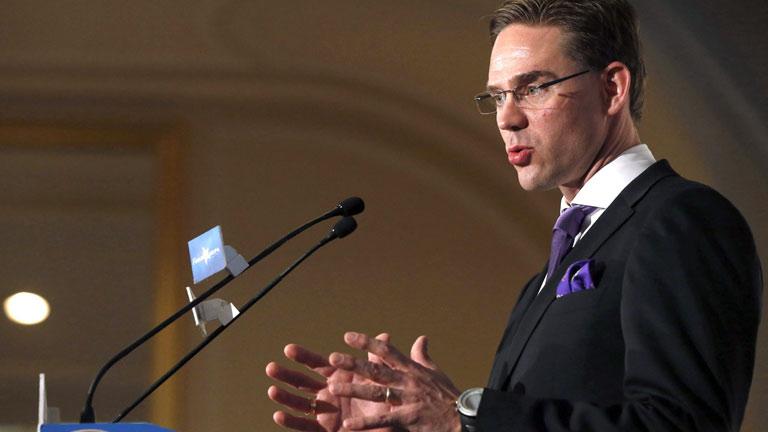 El primer ministro finlandés cree que España merece unos tipos más bajos