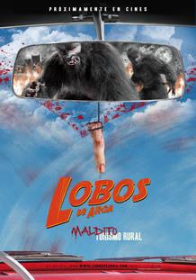Primer teaser-póster de 'Lobos de Arga'