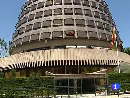 Ver v?deo  'Por primera vez en su historia tres magistrados del Tribunal Constitucional han renunciado a sus cargos'