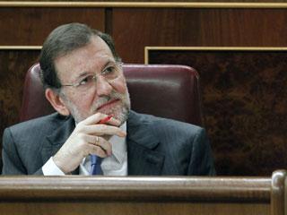 Ver vídeo  'Primeras declaraciones Mariano Rajoy después de su investidura'