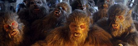Primeras fotos de los 'Lobos de Arga' y el teaser-póster de la película, en exclusiva