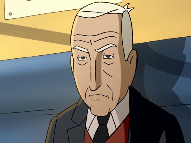 Primeras imágenes de 'Arrugas', la adaptación del cómic de Paco Roca
