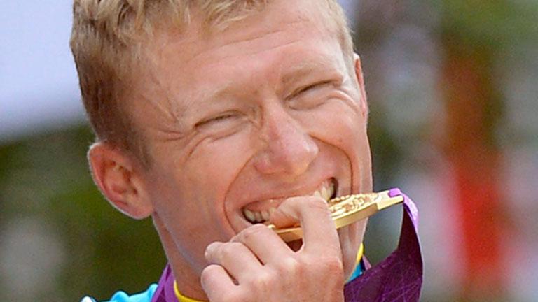 Primeros oros de los Juegos 2012