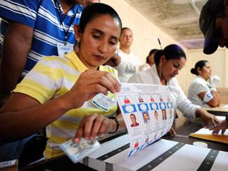 Ver vídeo  'Los primeros resultados oficiales dan la victoria a Daniel Ortega en las presidenciales de Nicaragua'