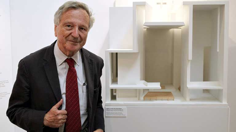 Rafael Moneo es el nuevo Pr&iacute;ncipe de Asturias de las Artes