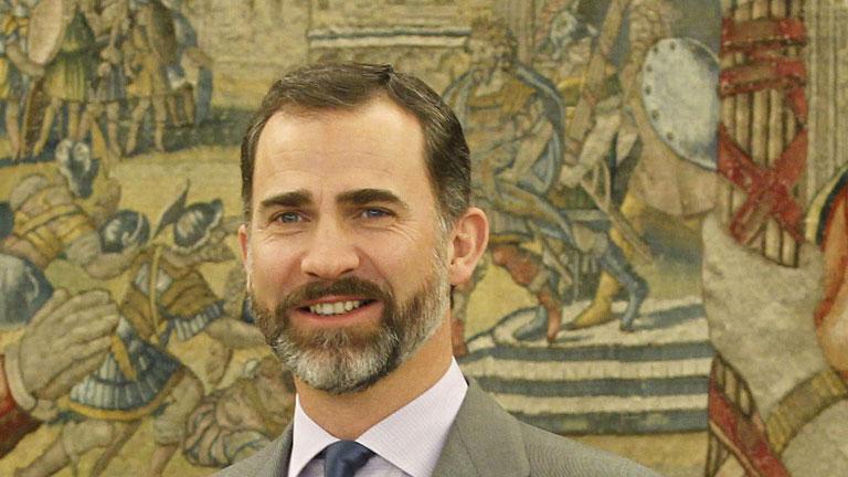 El príncipe Felipe cumple hoy 45 años y no habrá celebración oficial