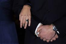 El príncipe Guillermo ha regalado a su prometida el anillo de Lady Di