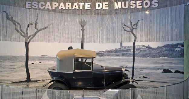 LOS PRINCIPES INAUGURAN EL MUSEO NACIONAL DE CIENCIA Y TECNOLOGÍA EN A CORUÑA
