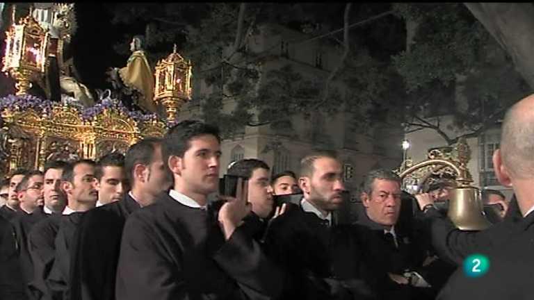Procesiones de Semana Santa desde Málaga - Viernes Santo