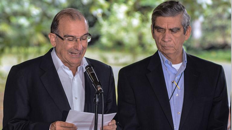 Termina la primera ronda de conversaciones entre las FARC y el Gobierno de Colombia
