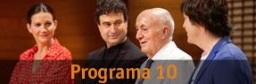 programa 10 de masterchef completo y todos los contenidos