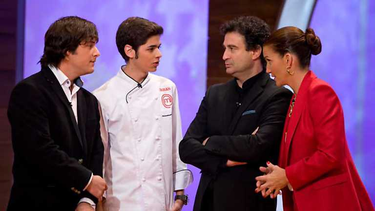 MasterChef Junior - Programa 4 - 06/01/14