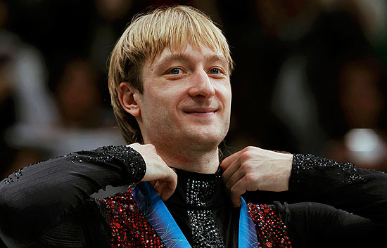 Programa del ruso Plushenko