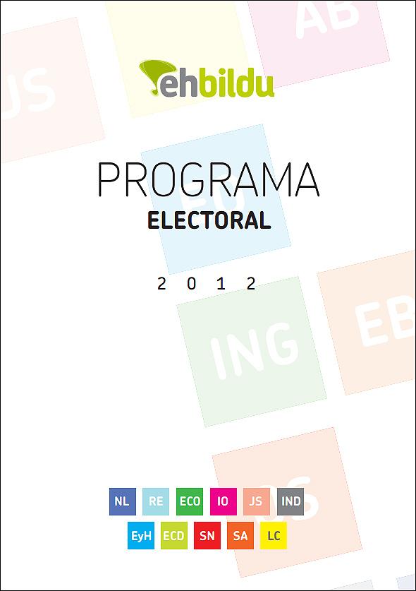Programa de EH Bildu