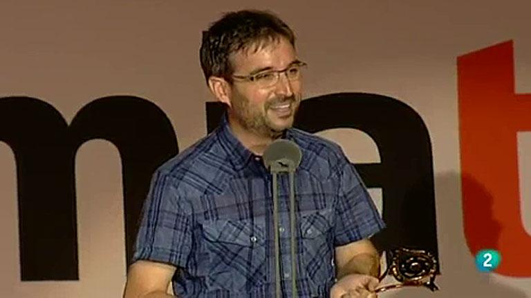 El programa de La Sexta 'Salvados' recibe el premio a Mejor Programa de Actualidad