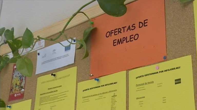 Los programas de reinserción laboral de Cáritas son cada vez más solicitados