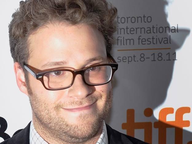 El prolífico actor de comedias americanas, Seth Rogen, interpreta al marido de Michelle Williams en 'Take this waltz', de Sarah Polley.