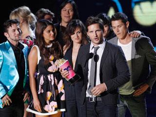 """Ver vídeo  'Los protagonistas de la saga """"Crepúsculo"""" triunfan en los Premios de Cine MTV'"""