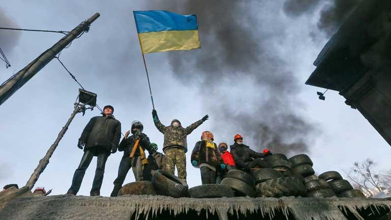 La Unión Europea pide a Ucrania esfuerzos para salir de la crisis actual