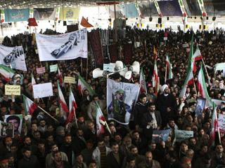 Ver vídeo  'Las protestas vuelven a Irán pese a la represión del régimen'