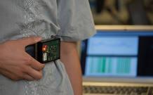 Epilepsia - El prototipo es una especie de caja unida al cinturón.