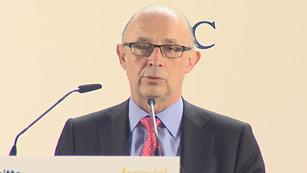 Ver vídeo  'Los proveedores rechazan la quita y advierten que perjudica a la seriedad institucional de España'