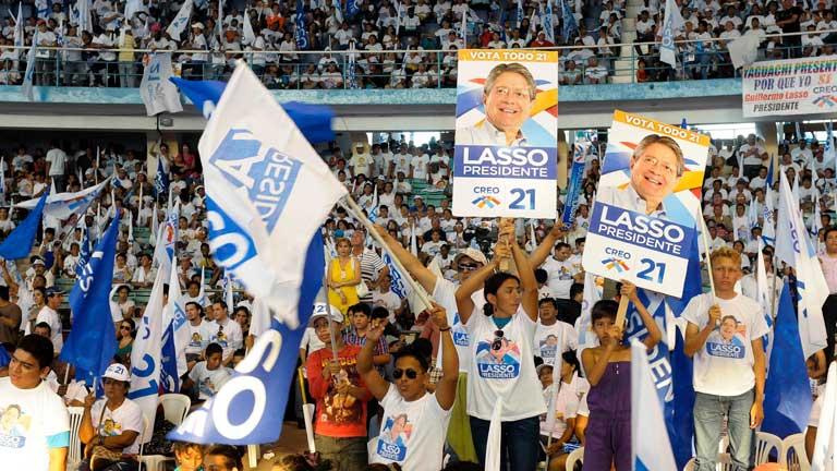 Ecuador celebra este domingo elecciones presidenciales y legislativas