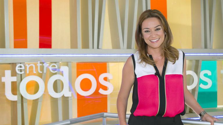 TVE presenta el programa solidario 'Entre todos'