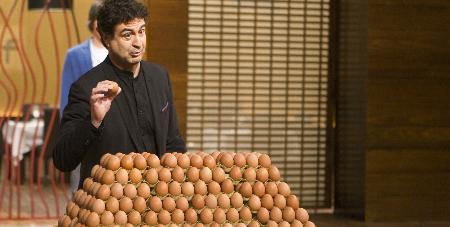 Una Prueba a presión con 'muchos huevos'