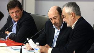 Ver vídeo  'El PSOE acotará en enero el plazo para las primarias pero sin fecha'