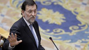 """Ver vídeo  'El PSOE acusa al Rajoy de gastar en un banco los recortes y Rajoy dice que ellos """"inyectaron dinero público""""'"""