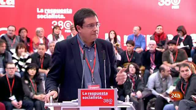 """El PSOE adopta el modelo de primarias """"a la francesa"""""""