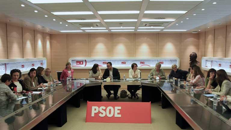 El PSOE pide al gobierno consenso en la lucha contra la violencia de género
