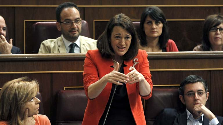 El PSOE vuelve a pedir  que comparezca el presidente del Gobierno en el Congreso