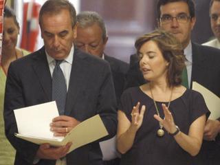 Ver vídeo  'PSOE y PP registran el acuerdo de la reforma constitucional'