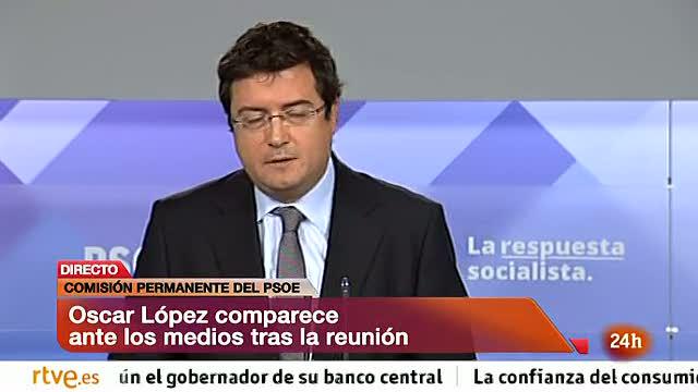 El PSOE renuncia a proponer un consejero para RTVE