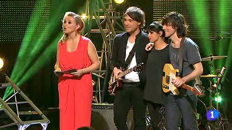 Público y jurado votan por 'Contigo hasta el final' para Eurovisión
