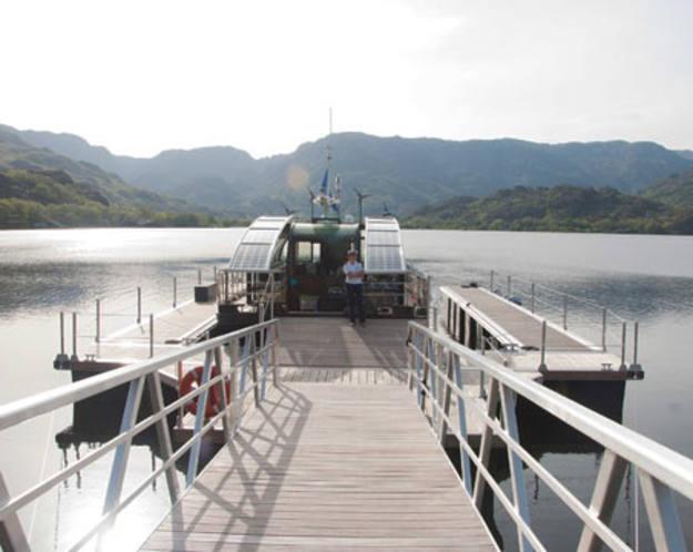 Puebla de Sanabria - El famoso lago