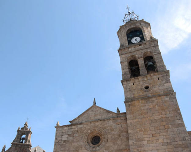 Puebla de Sanabria - La iglesia