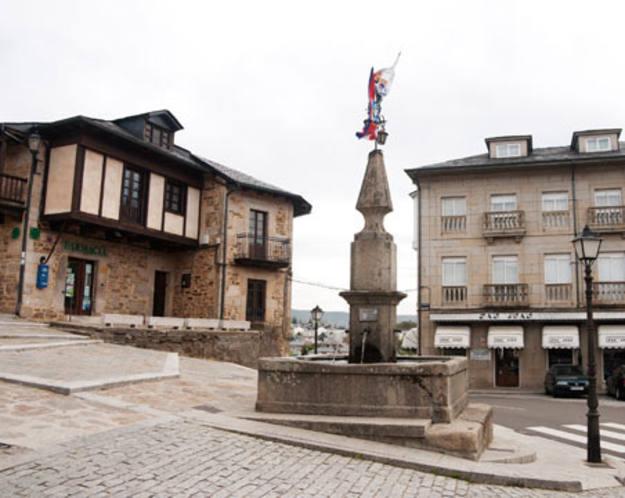 Puebla de Sanabria - Plaza