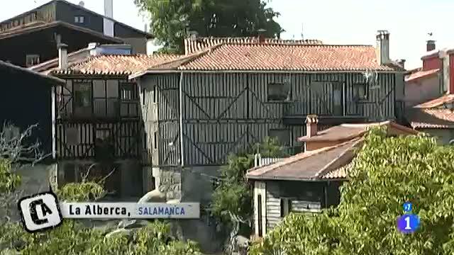 Comando Actualidad - Mi pueblo es de postal - La Alberca