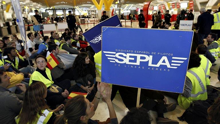 El Sepla insiste: ya no se descarta una huelga en Iberia en Semana Santa
