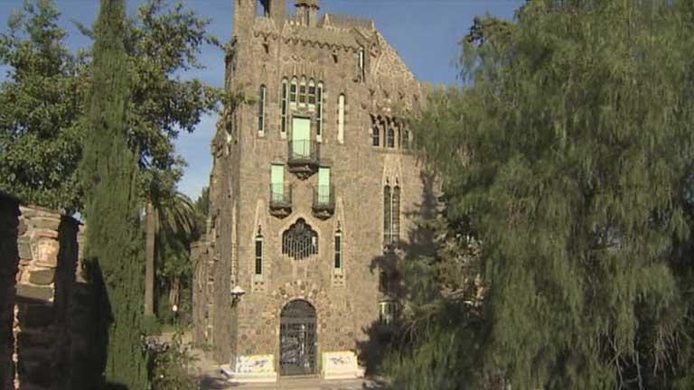 La torre Bellesguard, obra de Gaudí, abierta al público
