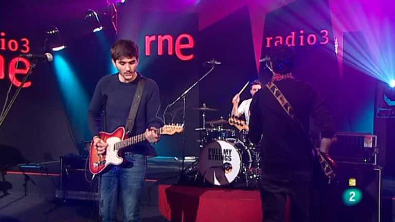 Los conciertos de Radio 3 - Pull my strings