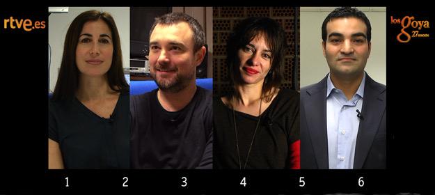 ¿A quién darías el Goya al mejor cortometraje de ficción?