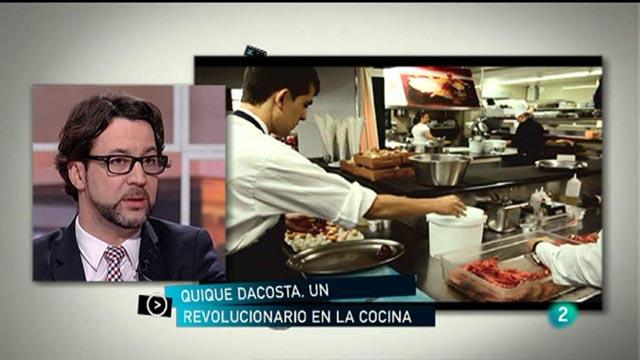Para Todos la 2 - Entrevista.: Quique Dacosta, cocinero de primera